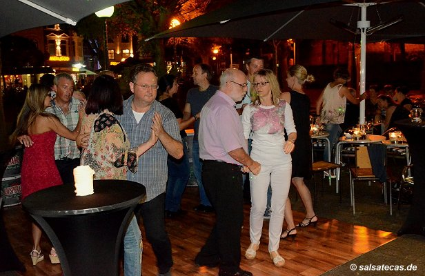 Salsa im Time Out in Eschweiler